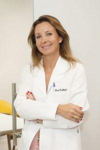 Doctora Patricia Abajo