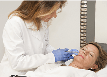 Mesoterapia con ácido hialurónico
