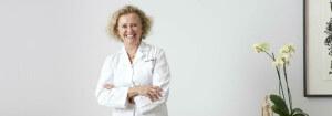 Consulta médica de Karin Freitag