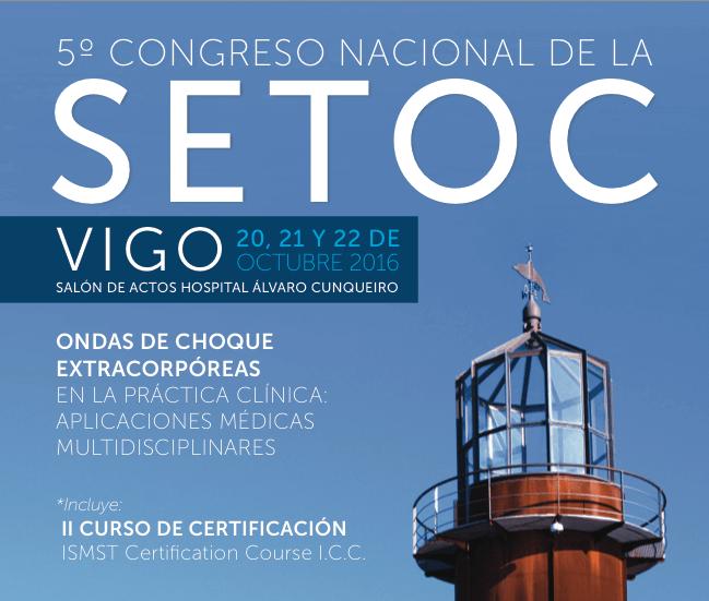 Congreso Nacional de la SETOC 2016