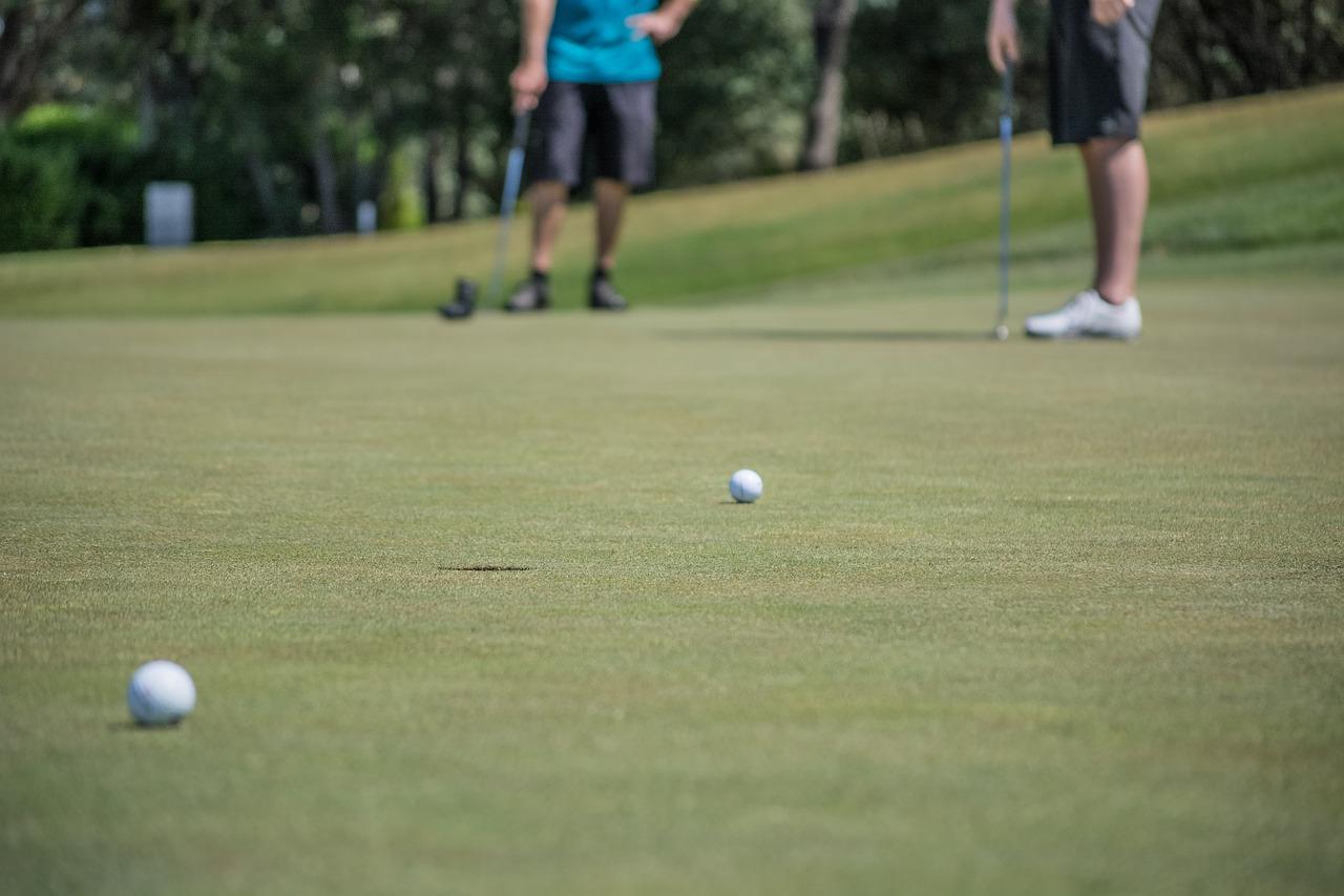 lesiones comunes golf