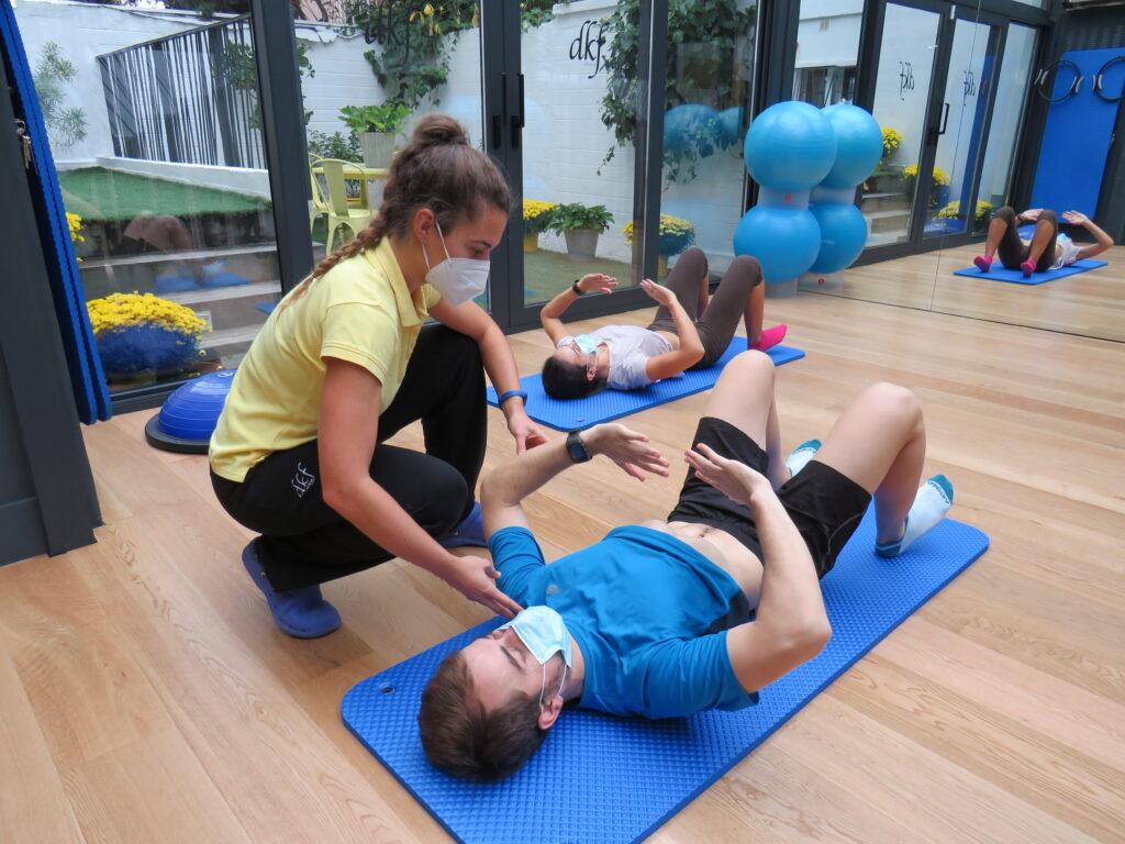 fisioterapia especializada en suelo pélvico: