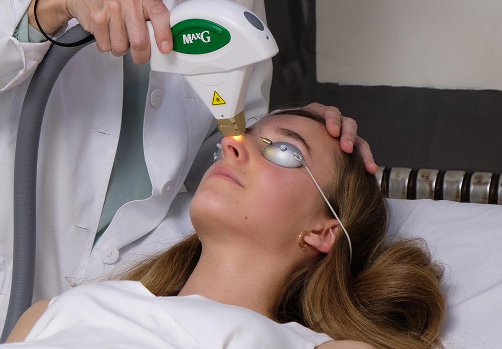 Peeling Químico - Unidad de Dermatología en El Viso de Chamartín en Madrid - Clínica DKF
