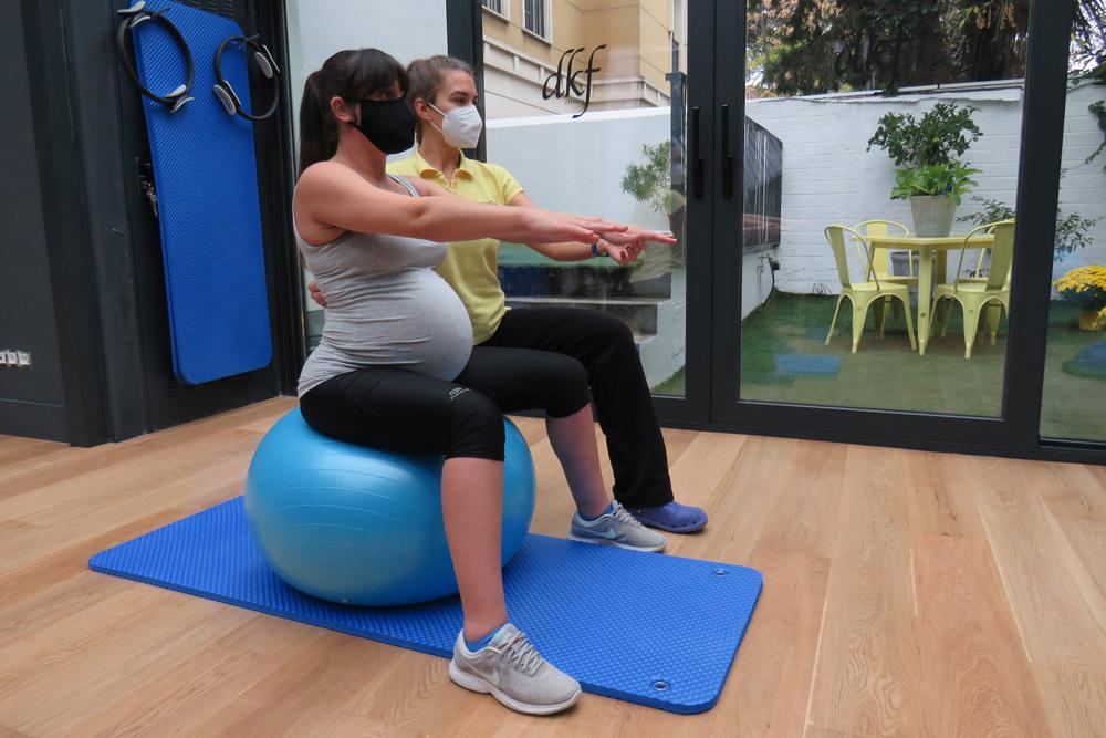 e fisioterapia especialista en el embarazo - El Viso (Chamartín)