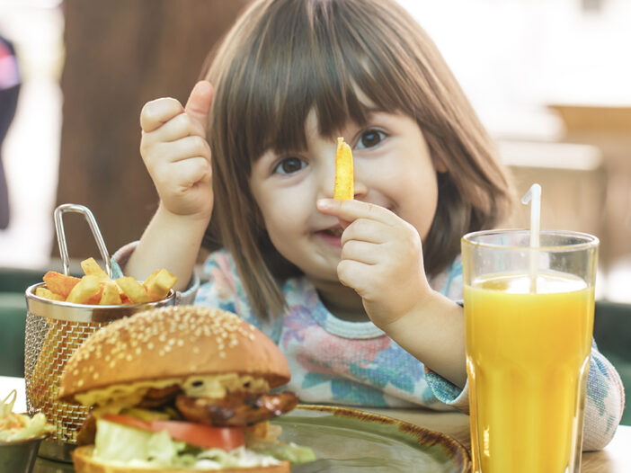 Alergia alimentaria infantil - Clínica DKF